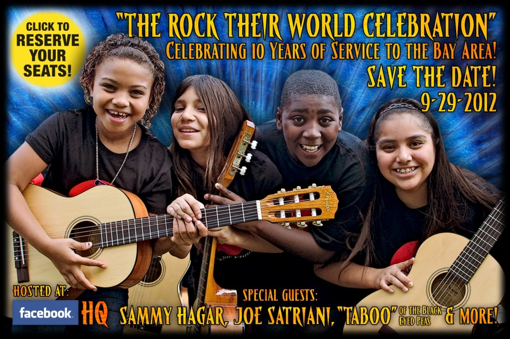 Rock Their World Celebration