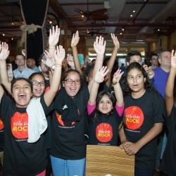 Big Kids Rock NYC is a Resounding Success for Music Education in Public Schools!