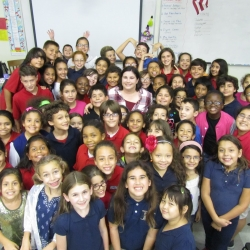Grammy Music Educator Nominee: Vivian Gonzalez