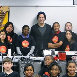 Joshua Radin Visits LKR Students From 6 Cities
