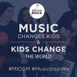 Share Your #MusicInspires Moment This March!