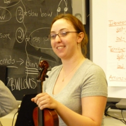 Grammy Music Educator Nominee: Catherine Plichta