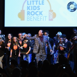 Smokey Robinson and Kenny Loggins Share How Music Changes Lives at Annual Little Kids Rock Benefit