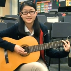 Chinese Student Finds Passion for Music in America