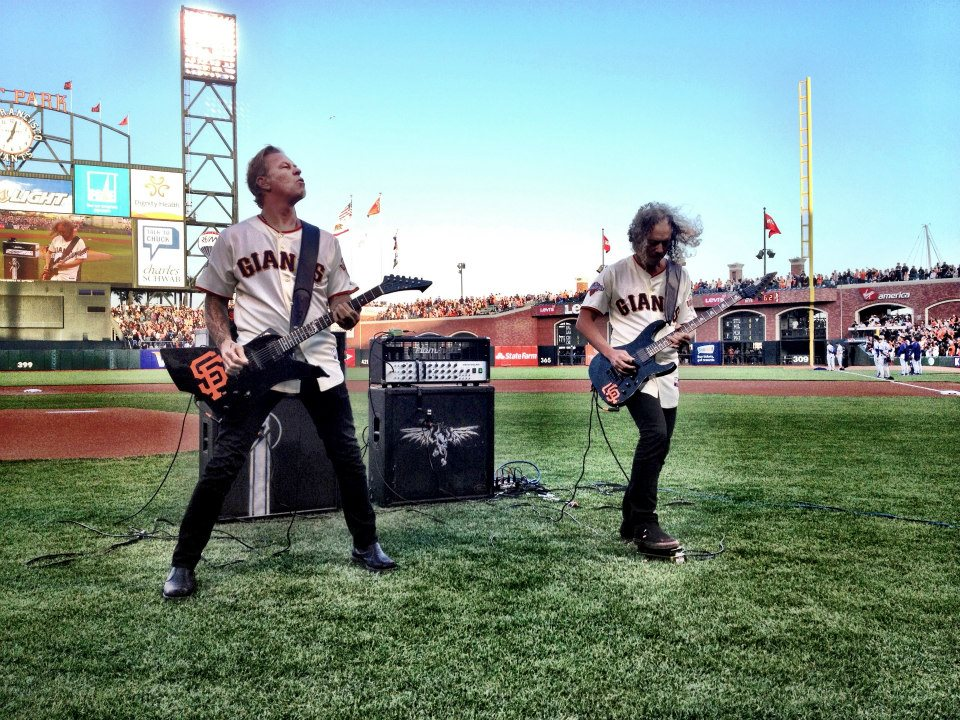 Metallica Night Returns to AT&T Park