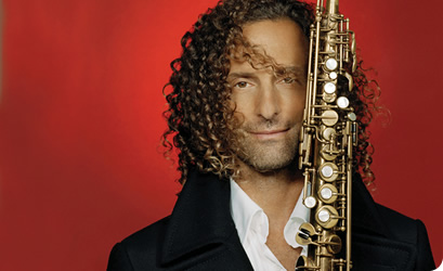 Kenny G @ The Coca Cola Dome | Randburg | Gauteng | South Africa