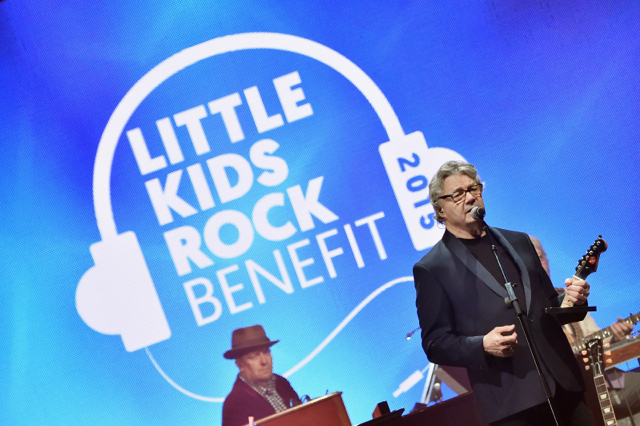 Little Kids Rock Benefit, NYC, 2015