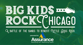 March 1, 2017 - Big Kids Rock Chicago, 2017