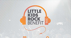 October 6, 2016 - Little Kids Rock Benefit, Honoring Smokey Robinson and Kenny Loggins