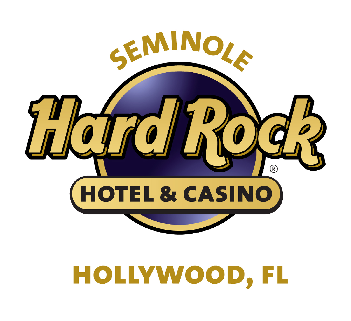 Hard Rock Seminole Logo